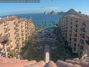 Villa La Estancia Live Video Cam