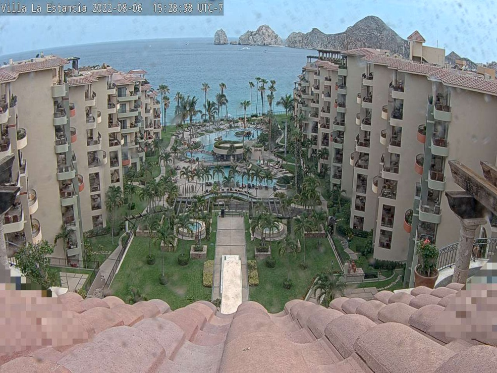 Click image above to start Villa La Estancia Webcam