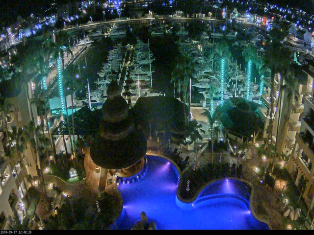 Cabo San Lucas webcam - Sirena del Mar Resort webcam, Baja California Sur, Los Cabos