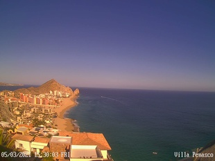 Villa Peñasco Live Video Cam