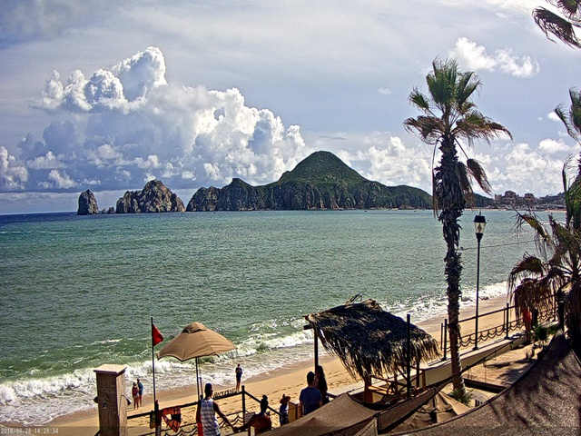 Villa del Palmar Beach Video Cam
