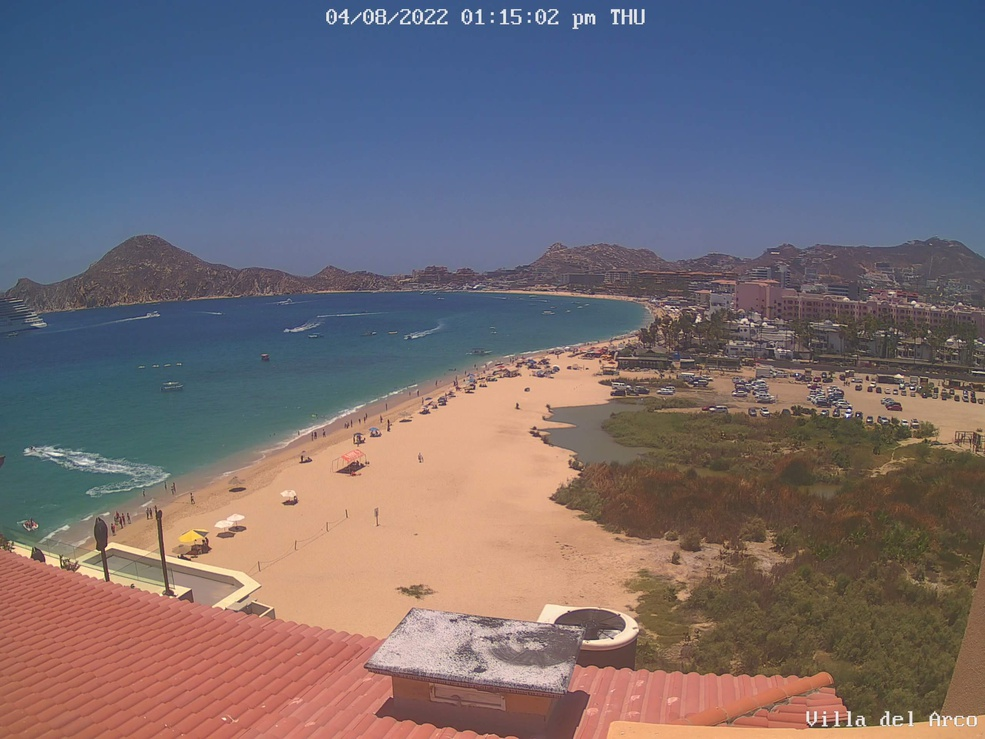 Webcam Villa del Arco