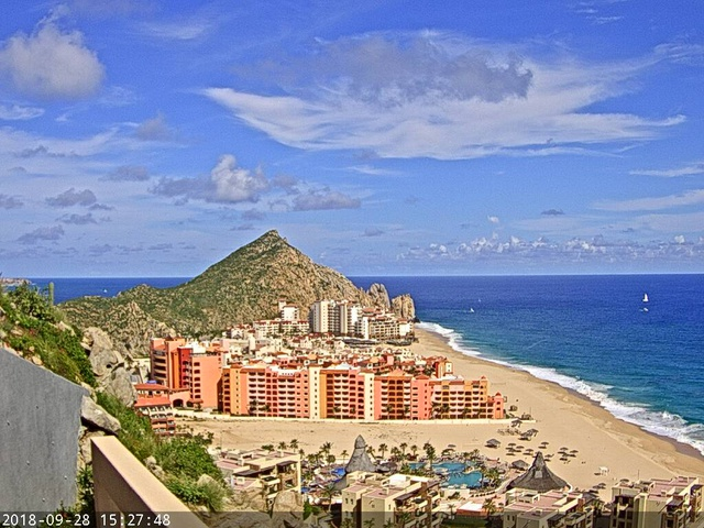 Cabo San Lucas webcam - Villa Bellissima webcam, Baja California Sur, Los Cabos