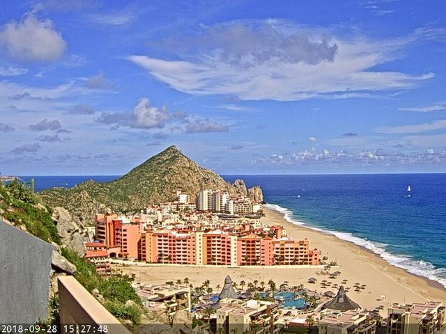 Cabo San Lucas webcam - Pedregal, Cabo San Lucas webcam, Baja California Sur, Los Cabos