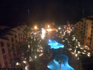 Villa del Palmar Live Video Webcam